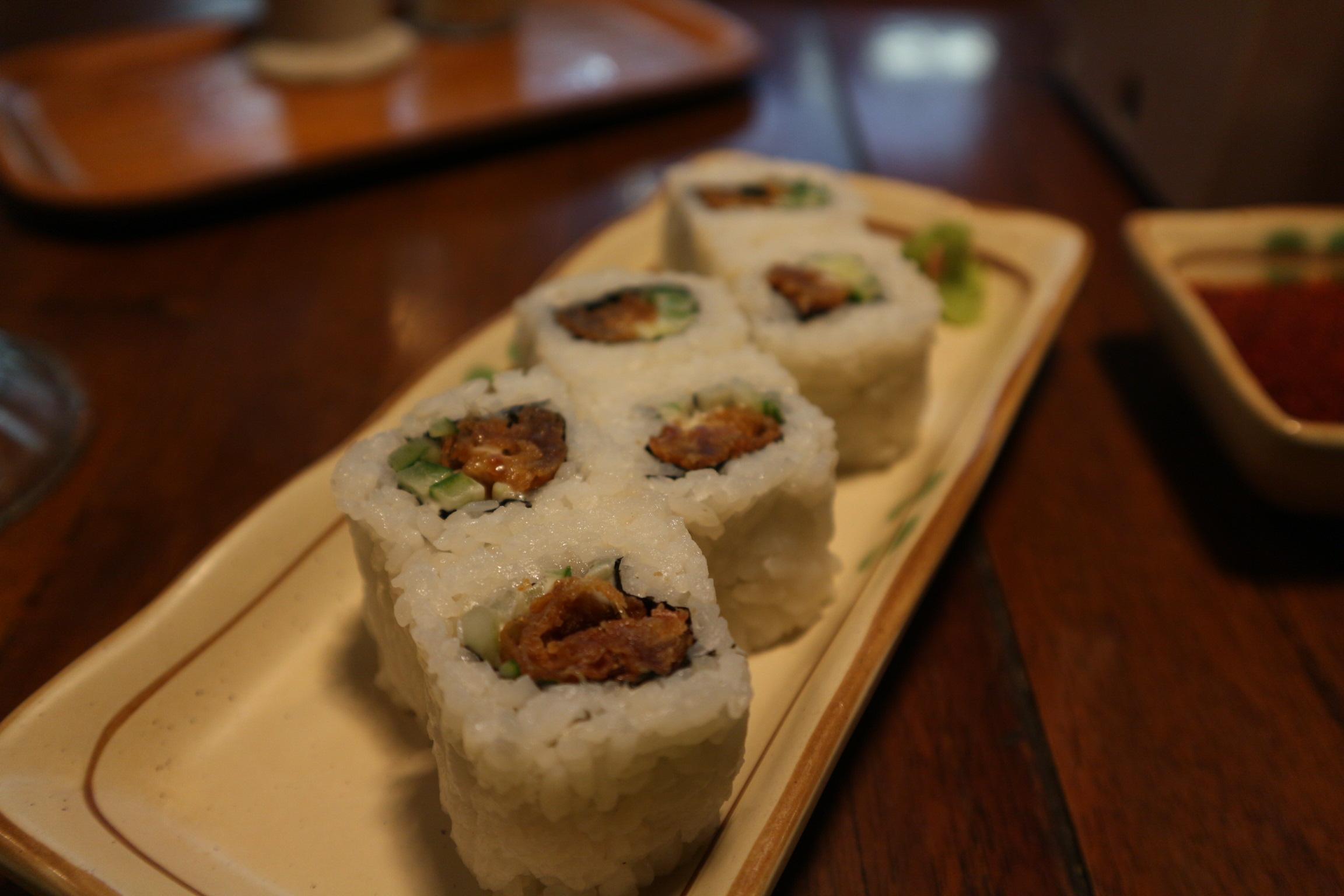 Cari 1 Sushi Terrace Di Green Terrace Tmii Tempat Com