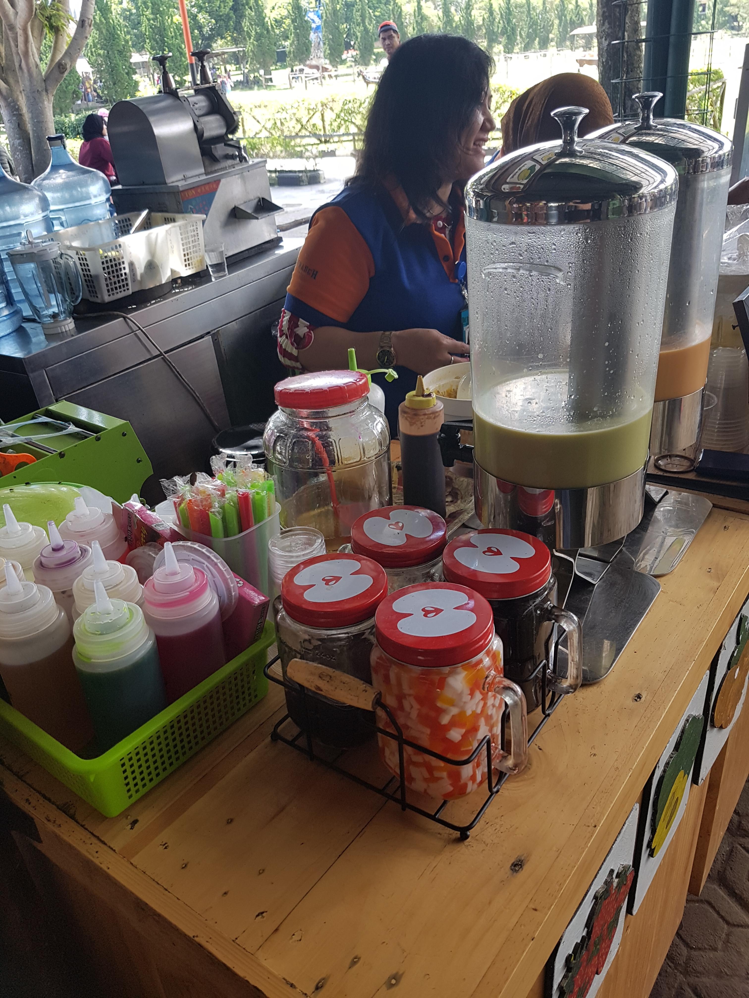 Aneka Juice De'Ranch