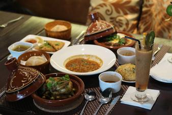 Marrakech Cuisine